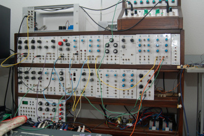 Casia modular synthesizer